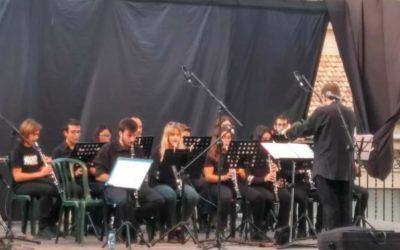 Audición  clarinetes 7 de octubre 2019