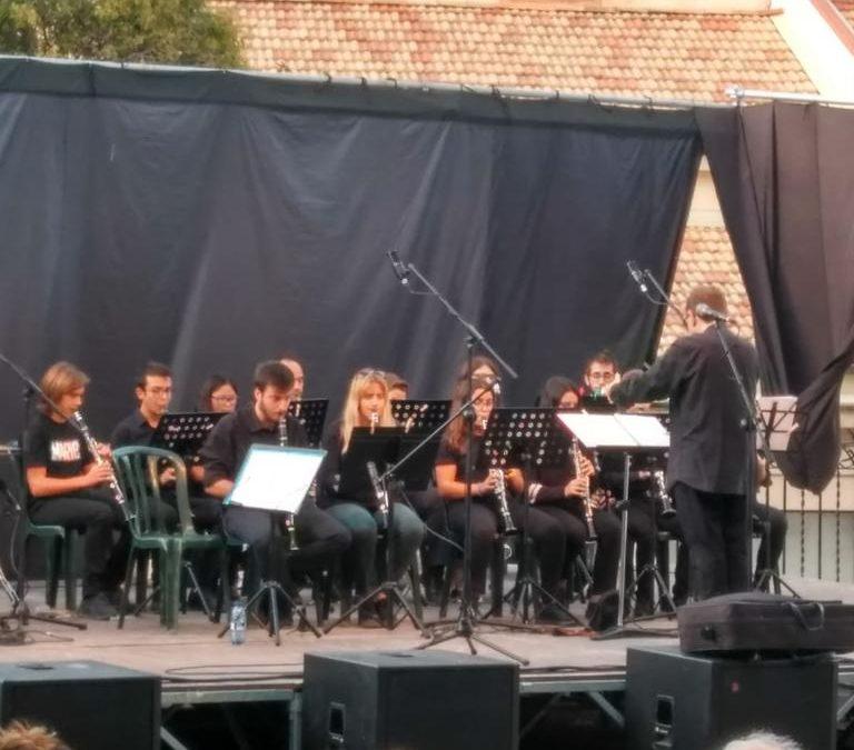 Audició clarinets 7 d'octubre 2019