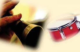 Conjunt Alumnat de percussió i dolçaina